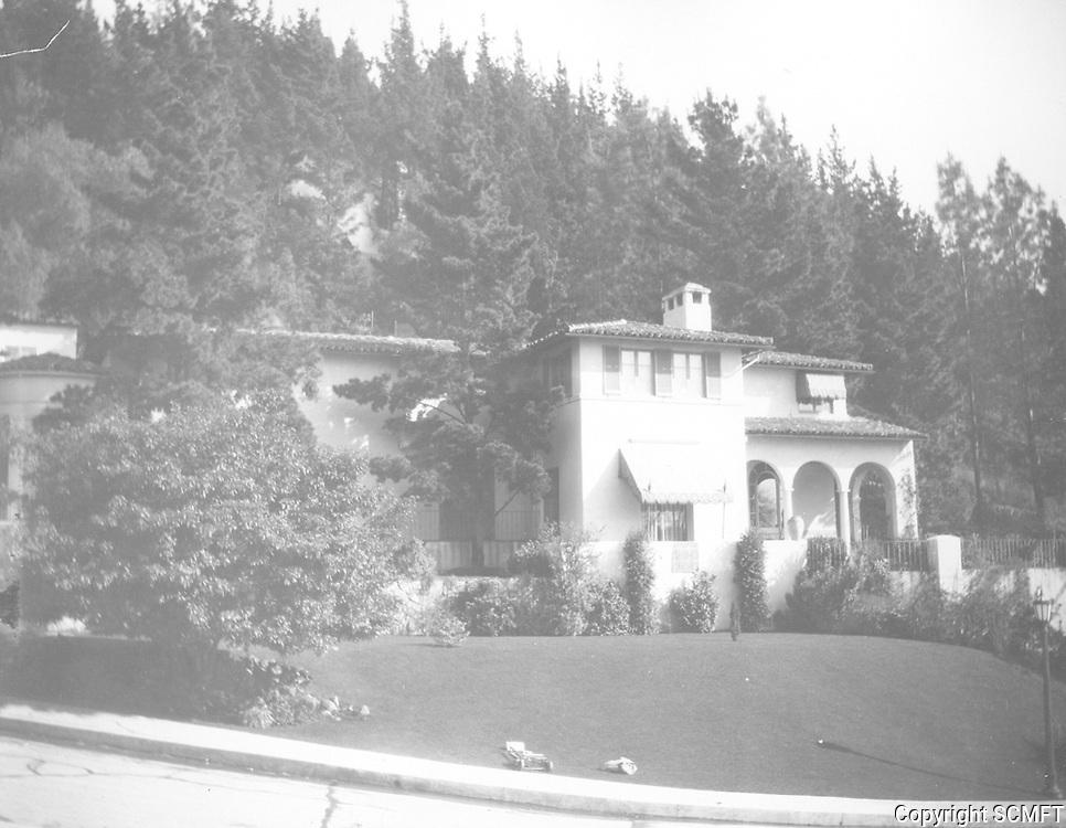 Circa 1930 1940 Outpost Circle