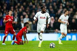 Danny Rose of Tottenham Hotspur in action - Rogan/JMP - 01/10/2019 - FOOTBALL - Tottenham Hotspur Stadium - London, England - Tottenham Hotspur v Bayern Munich - UEFA Champions League Group B.