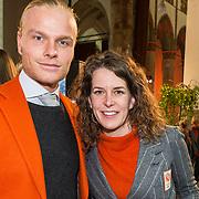 NLD/Den Haag/20180323 - Huldiging Olympische en Paralympische medaillewinnaars, Ireen Wust en Koen Verweij