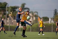 Golden West College Women's Soccer at Orange Coast College - 23 September, 2011