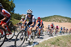 Trixi Worrack (GER) at the 2020 Clasica Feminas De Navarra, a 122.9 km road race starting and finishing in Pamplona, Spain on July 24, 2020. Photo by Sean Robinson/velofocus.com