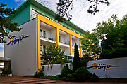 Jurata, 2008-06-20. Hotel Spa Bryza w Juracie