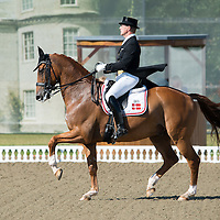 Hickstead CDIO Nations Cup Dressage 2015
