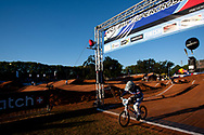 #971_VALENTINO Manon (FRA) wins the UCI BMX Supercross World Cup, Pietermaritzburg, 2011