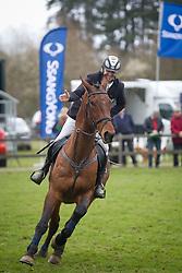 Grouwels Sven (BEL) - Vennoot uit de Melle<br /> Nationaal kampioenschap LRV eventing - Lummen 2012<br /> © Hippo Foto - Leanjo de Koster