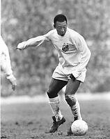 Fotball<br /> Foto: Colorsport/Digitalsport<br /> NORWAY ONLY<br /> <br /> Pele Santos/Brazil. Sheffield Wednesday v Santos 1972/73.
