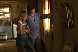 """Naomi Watts as """"Rose Mary Walls"""" and Woody Harrelson as """"Rex Walls"""" in THE GLASS CASTLE. Photo by Jake Giles Netter."""