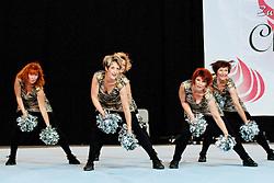 Skofljica Dance 30+, Slovenia at European Cheerleading Championship 2011, on July 2, 2011, in SRC Stozice, Ljubljana, Slovenia (Photo by Matic Klansek Velej / Sportida)