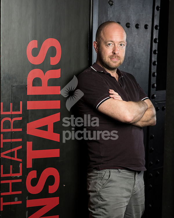 Theatre director John Tiffany pictured at Royal Court Theatre, Sloane Square<br /> Picture by Daniel Hambury/Stella Pictures Ltd 07813022858<br /> 24/07/2017
