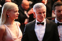 Carey Mulligan. and Baz Luhrmann. attending the gala screening of The Great Gatsby at the Cannes Film Festival on 15th May 2013, Cannes, France.