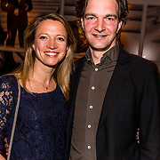 NLD/Amsterdam//20170420 - Premiere Slippers, Tijn Docter en parrtner .....
