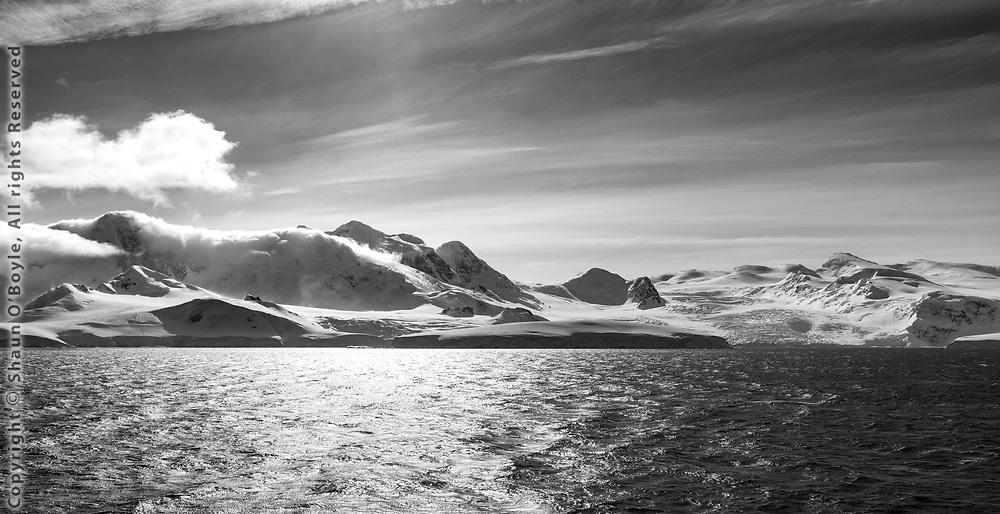 Brabant Island, Gerlache Strait, Antarctica