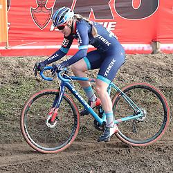 26-01-2020: Wielrennen: Wereldbeker Veldrijden: Hoogerheide<br />Katherine Compton
