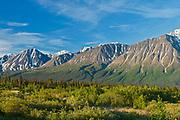 St. Elias Mountains<br /> , near Haines Junction, Yukon, Canada