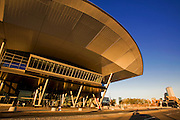 Image of the Boston Convention and Exhibition Center, Boston, Massachusetts, New England by Randy Wells
