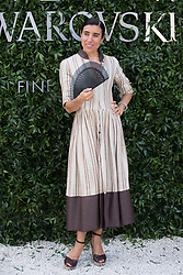 Blanca Li attends Atelier Swarovski - Cocktail Of The New Penelope Cruz Fine Jewelry Collection during Paris Haute Couture Fall Winter 2018/2019 in Paris, France on July 02, 2018. Photo by Nasser Berzane/ABACAPRESS.COM