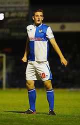 Bristol Rovers' Tom Lockyer - Photo mandatory by-line: Seb Daly/JMP - Tel: Mobile: 07966 386802 27/09/2013 - SPORT - FOOTBALL - Roots Hall - Southend - Southend United V Bristol Rovers - Sky Bet League Two