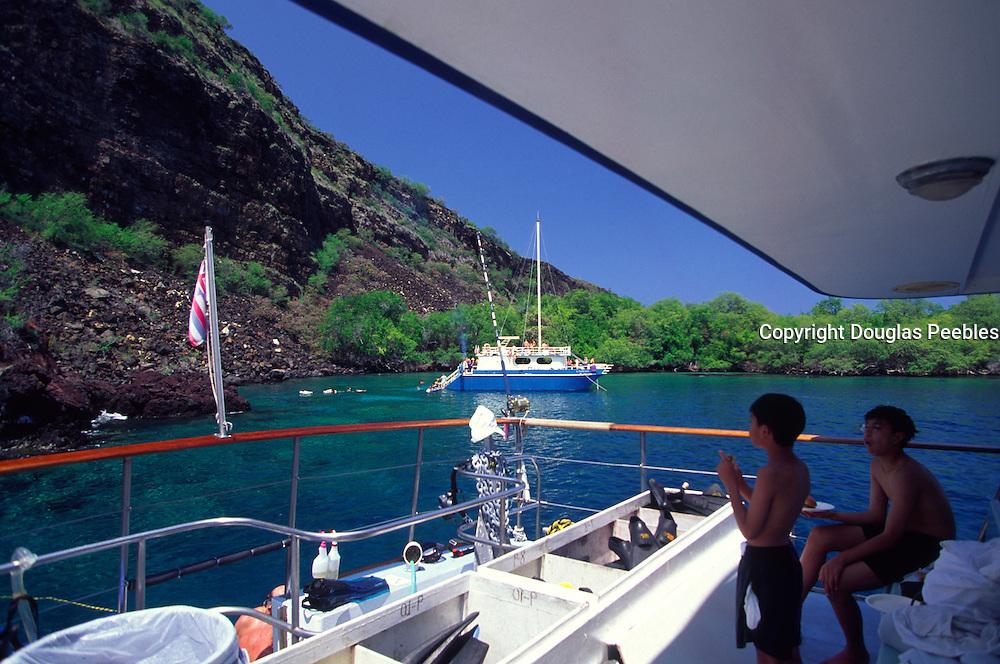 Kealakekua Bay, Island of Hawaii<br />
