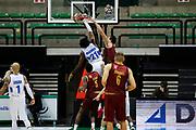 Watt Mitchell, Mekowulu Christian<br /> De Longhi Treviso- Umana Reyer Venezia<br /> Lega Basket Serie A 2020/21<br /> Treviso, 03/01/2021<br /> Foto Sergio Mazza / Ciamillo-Castoria