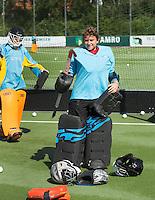 AMSTELVEEN - Martijn Drijver Goalie Academy . COPYRIGHT KOEN SUYK