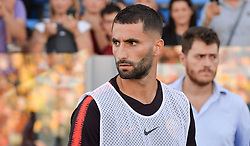 July 20, 2018 - Frosinone, Lazio, Italy - Maxime Gonalons during the Pre-Season Friendly match between AS Roma and Avellino at Stadio Benito Stirpe on July 20, 2018 in Frosinone, Italy. (Credit Image: © Silvia Lore/NurPhoto via ZUMA Press)