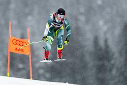 February 8, 2019 - Re, SWEDEN - 190208 Greta Small of Austria competes in the women's combination during the FIS Alpine World Ski Championships on February 8, 2019 in re  (Credit Image: © Daniel Stiller/Bildbyran via ZUMA Press)
