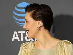 24th Annual Critics' Choice Awards. 13 Jan 2019 Pictured: Maggie Gyllenhaal. Photo credit: Jaxon / MEGA TheMegaAgency.com +1 888 505 6342