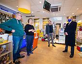 Koning bezoekt 's-Hertogenbosch vanwege ongeregeldheden