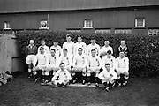 Irish Rugby Football Union, Ireland v England, Five Nations, Landsdowne Road, Dublin, Ireland, Saturday 13th February, 1965,.13.2.1965, 2.13.1965,..Referee- H S Laidlaw, Scottish Rugby Union, ..Score- Ireland 5 - 0 England, ..English Team, ..D Rutherford, Wearing number 15 English jersey, Forward, Gloucester Rugby Football Club, Gloucester, England,..P W Cook, Wearing number 11 Engish jersey, Left Wing, Richmond Rugby Football Club, Surrey, England, and, Surrey Rugby Football Club, Surrey, England, ..G P Frankcom, Wearing number 12 English jersey, Left Centre, Cambridge University Rugby Football Club, Cambridge, England, and, Bath Rugby Football Club, Bath, England,  ..D W A Rosser, Wearing number 13 English jersey, Right Centre, Cambridge University Rugby Football Club, Cambridge, England, and, Hampshire Rugby Football Club, Hampshire, England, ..E L Rudd, Wearing number 14 English jersey, Right Wing, Oxford University Rugby Football Club, Oxford, England,..T J Brophy, Wearing number 10 English jersey, Stand Off, Liverpool Rugby Football Club, Liverpool, England, and, Lancashire Rugby Football Club, Lancashire, England, ..S J S Clarke, Wearing number 9 English jersey, Scrum Half, Blackheath Rugby Football Club, London, England, and, Sussex Rugby Football Club, Sussex, England,  ..A L Horton, Wearing number 1 English jersey, Forward, Blackheath Rugby Football Club, London, England, and, Surrey Rugby Football Club, Surrey, England,  ..S B Richards, Wearing number 2 Engish jersey, Forward, Richmond Rugby Football Club, Surrey, England, and, Middlesex Rugby Footbal Club, Middlesex, England, ..P E Judd, Wearing number 3 English jersey, Forward, Coventry Rugby Football Club, Coventry, England, and, Warwickshire Rugby Footbal Club, Warwickshire, England, ..J E Owen, Wearing number 4 English jersey, Forward, Coventry Rugby Football Club, Coventry, England, and, Warwickshire Rugby Footbal Club, Warwickshire, England, ..C M Payne, Wearing number 5 English jersey, Forward, Ha