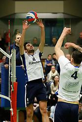 20170125 NED: Beker, Sliedrecht Sport - Seesing Personeel Orion: Sliedrecht<br />Daniel van Helden (8) of Sliedrecht Sport <br />©2017-FotoHoogendoorn.nl / Pim Waslander