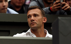 File photo dated 29-06-2016 of Andriy Shevchenko. Issue date: Tuesday June 1, 2021.