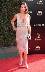 2018 Daytime Emmy Awards. 29 Apr 2018 Pictured: Nadia Bjorlin. Photo credit: MEGA TheMegaAgency.com +1 888 505 6342