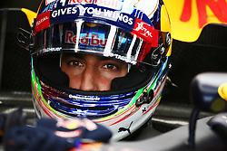 Daniel Ricciardo (AUS) Red Bull Racing RB12.<br /> <br />  bei den Vorbereitungen zum GP von Italien 2016 in Monza<br /> <br /> / 020916<br /> <br /> *** Formula One Grand Prix of Italy on September 2, 2016 in Monza, Italy. ***