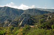 Scenic Topanga Canyon