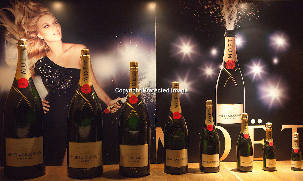 Moet&Chandon campagne house in Epernay, France