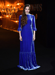 Birdy attending the BFI Luminous Fundraising Gala held at the Guildhall, London.
