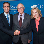 2013 Los Angeles Mayoral Debate Hosted By KCRW And Zocalo Public Square