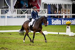 De Cleene Wouter, BEL, Magic Dream van't Hulsbos<br /> Mondial du Lion - Le Lion d'Angers 2019<br /> © Hippo Foto - Dirk Caremans<br />  18/10/2019