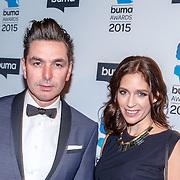 NLD/Hilversum/20150217 - Inloop Buma Awards 2015, ................