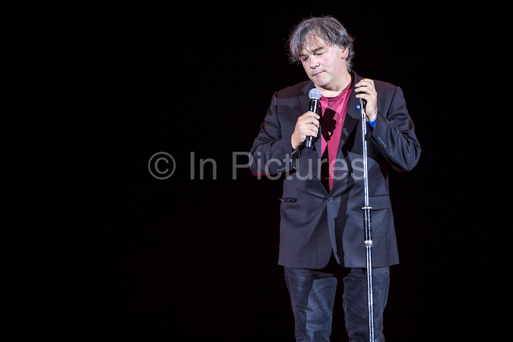 Stewart Lee. The Peoples Assembly  presents: Stand Up Against Austerity. Live at the Hammersmith Apollo. London.