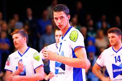 20150426 NED: Eredivisie Landstede Volleybal - Abiant Lycurgus, Zwolle<br />Rutger Zoodsma (7) of Abiant Lycurgus<br />©2015-FotoHoogendoorn.nl / Pim Waslander