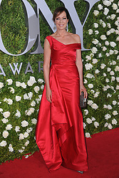 June 11, 2017 - New York, NY, USA - June 11, 2017  New York City..Allison Janney attending the 71st Annual Tony Awards arrivals on June 11, 2017 in New York City. (Credit Image: © Kristin Callahan/Ace Pictures via ZUMA Press)