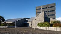 Seðlabanki Íslands, Iceland Central Bank, Reykjavík, Iceland.