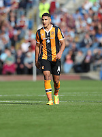 Football - 2016 / 2017 Premier League - Burnley vs. Hull City<br /> <br /> Jake Livermore of Hull City during the Premier League match between Burnley and Hull City at Turf Moor. <br /> <br /> COLORSPORT/LYNNE CAMERON