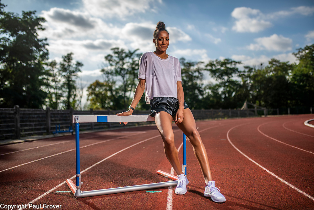 Commission Mcc0091186 Assigned<br /> Daily Telegraph<br /> Section:<br /> DT Sport<br />  Interview with Nafi Thiam in Liege in Belgium