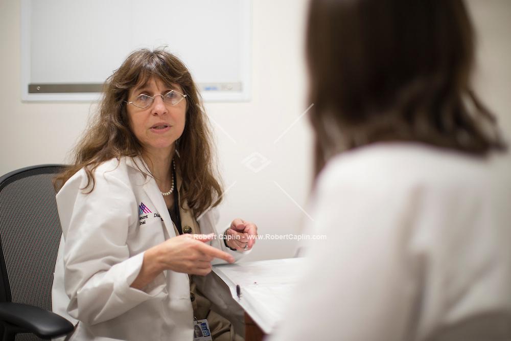Monut Sinai Diabetes <br /> <br /> Photo © Robert Caplin