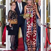 NLD/'Amsterdam/20170915 - Willem-Alexander en Máxima bij première 'Ode aan de Meester', Koning Willem Alexander en Koningin Maxima