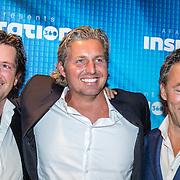 NLD/Amsterdam/20161004 - Wereldpremiere van Inspiration360 2016, Pieter van de Hoogenband
