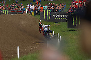 British rider, Ben Watson, had a solid weekend going 6-4 for 4th overall in MX2.