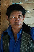 Macushi people<br /> Karanambu Ranch<br /> Savannah, Rupununi<br /> GUYANA<br /> South America